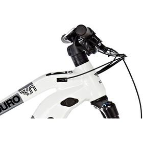 HAIBIKE XDURO Nduro 3.0 Sähköpyörä, Ni-MH , harmaa/valkoinen